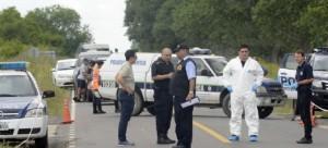 Triple crimen: a un día del tiroteo, se dilata la entrega de los prófugos