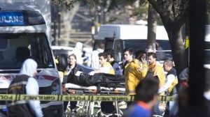 Atentado en la zona turística de Estambul dejó 10 muertos y 15 heridos