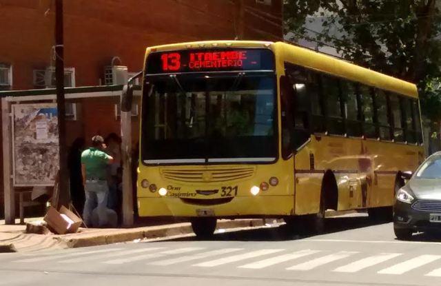 Joaquín Losada pidió controlar y monitorear el transporte en la ciudad