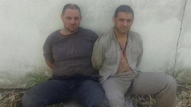 La salud de Schillaci y Cristian Lanatta: deshidratados y con quemaduras por el sol
