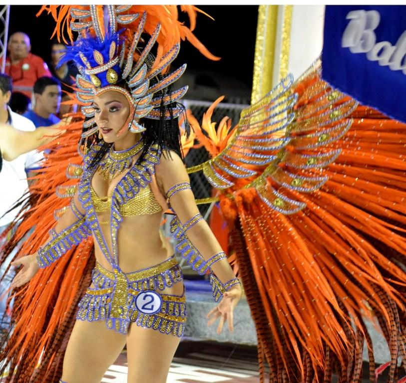Mañana retoma todo el brillo, color y ritmo la ecuación perfecta del Carnaval Encarnaceno