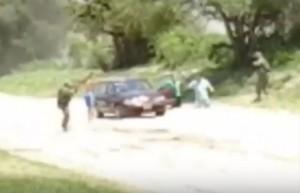 Triple Fuga: el video que circulaba no es de los fugados