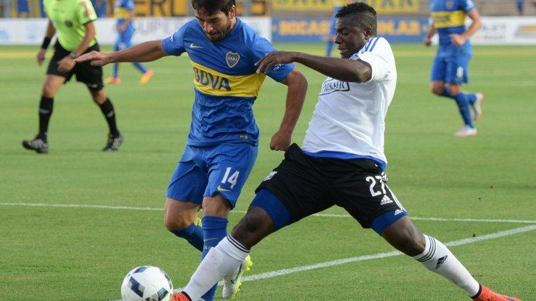Boca comenzó el año con una goleada ante Emelec