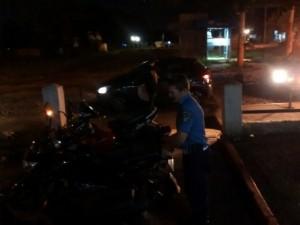 Retuvieron 14 motos y 5 licencias de conducir en controles viales en Puerto Iguazú