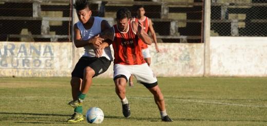 Guaraní le ganó 3 a 0 a El Brete y los nuevos jugadores aprobaron su primer examen