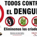 """Sartori: """"En Alem el Estado lidera la lucha contra el dengue, pero habrá éxito si la sociedad se involucra"""""""
