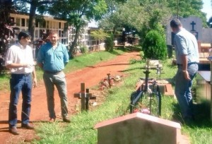 El municipio comenzará con las mejoras en el cementerio La Piedad
