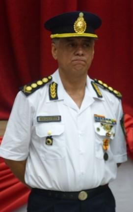 """""""El equipo está preparado para generar una verdadera revolución en seguridad"""" afirmó el nuevo jefe de Policía"""