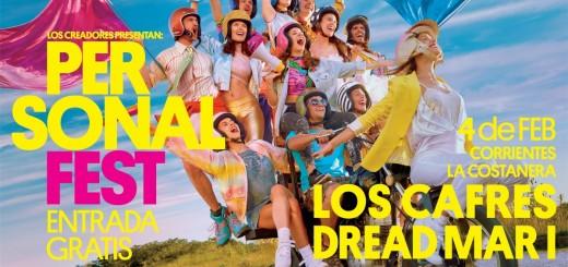 El Personal Fest trae la mejor música a las playas de Corrientes y Encarnación