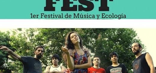 Se viene Pira-Gua Fest el primer festival de música y ecología de Eldorado