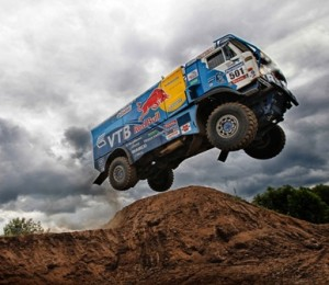 Mañana comienza en Tecnópolis el Dakar 2016