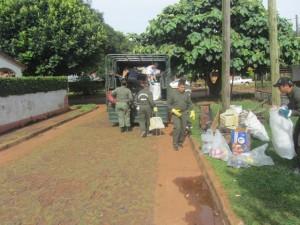 Continúan los operativos masivos de prevención contra el dengue en barrios de Posadas