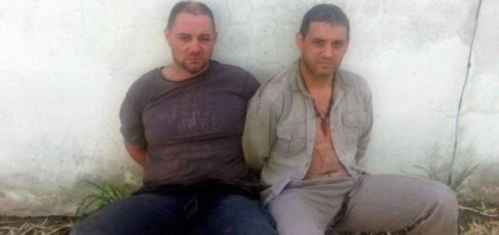 Ahora sí detuvieron a los prófugos Cristian Lanatta y Víctor Schillaci