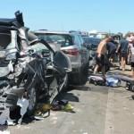 Brasil: Identifican a la persona fallecida en el cuádruple choque entre autos argentinos