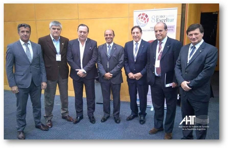 Intensa agenda de la Asociación de Hoteles de la Argentina en la Fitur 2016