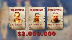¿Qué pasará con la recompensa de dos millones que ofrecían por la captura de los prófugos?