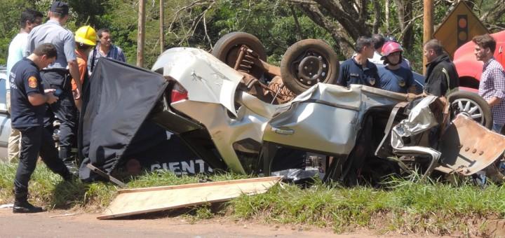 Otro ebrio al volante provocó una tragedia: dos personas murieron en un choque frontal