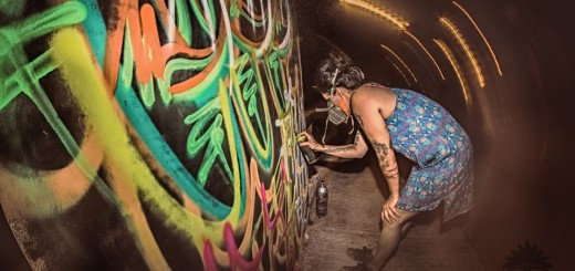 Puerto Iguazú tendrá una muestra de arte urbano en el Iturem