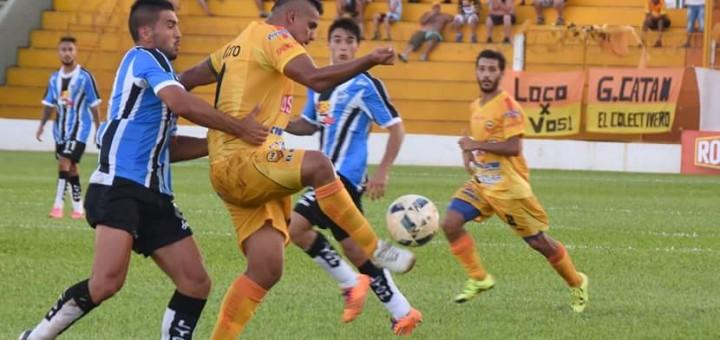 Crucero empató ante Almagro 1 a 1 en un buen debut en Santa Inés