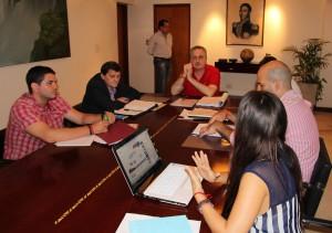 Passalacqua analizó avances del Boleto Estudiantil gratuito