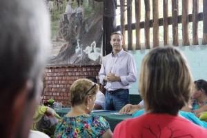 Autoridades de Desarrollo Social firmaron un convenio de cooperación con Asociación de Feria Franca