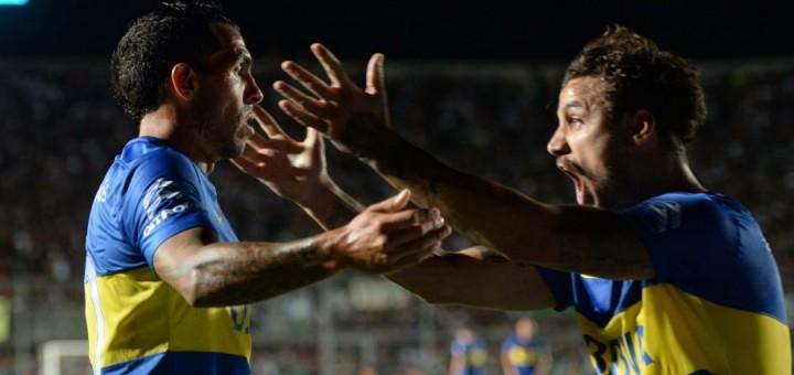 Boca recuperó la sonrisa en San Juan: derrotó 1 a 0 a San Martín con gol de Tevez