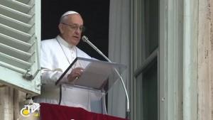 """Francisco pidió que los cristianos """"sean una sola familia"""""""