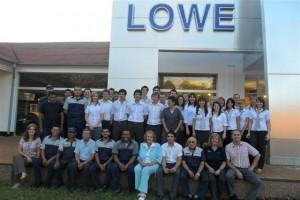 Lowe reconocida como una de las empresas que más vehículos entregó en el país con planes de ahorro