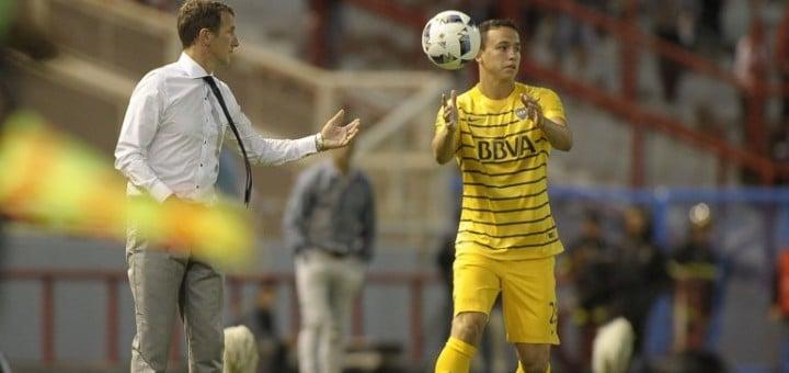 Boca sigue sin poder ganar en 2016: empató con Temperley