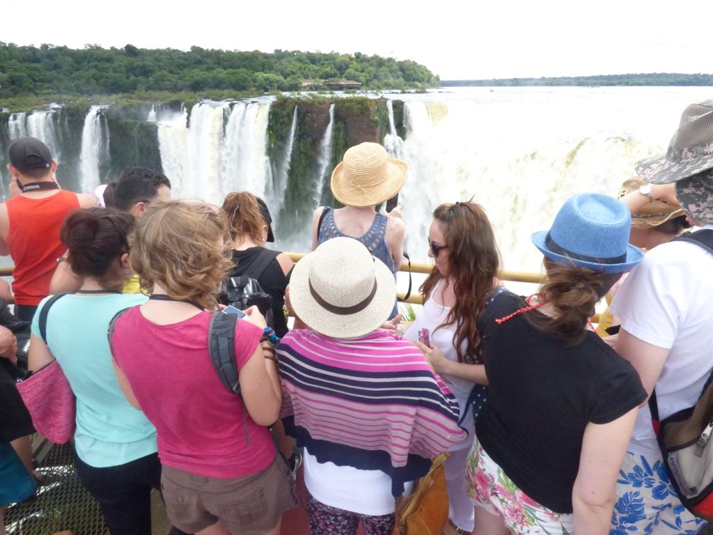 Por el real barato cada vez más argentinos eligen alojarse en Foz