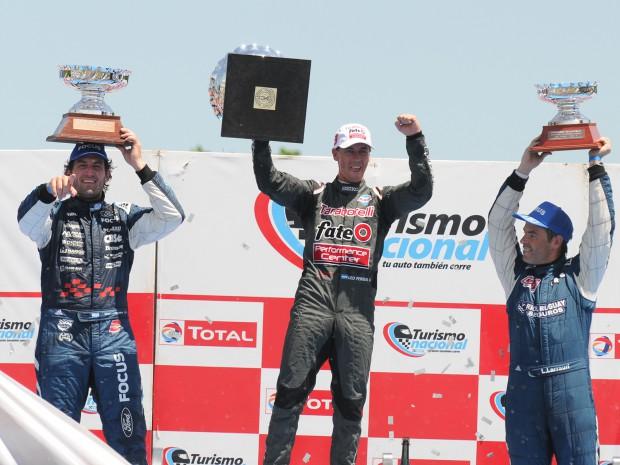 TN: Pernía ganó en el Mouras y Okulovich remontó de atrás para terminar 27º