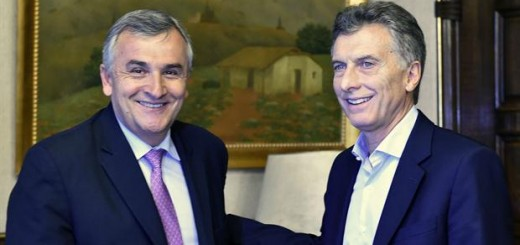 Macri otorgó un nuevo adelanto financiero por $500 millones para Jujuy