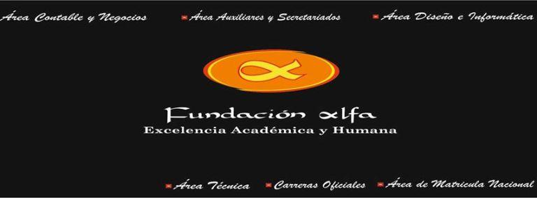 Fundación Alfa te regala una beca de estudio totalmente bonificada para la carrera que vos elijas