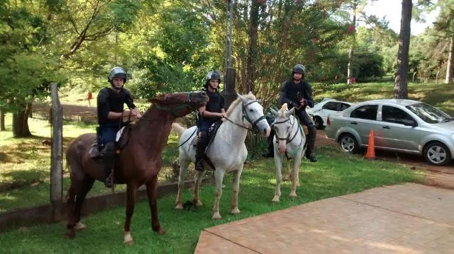 Oberá: La Policía recorre las chacras de la Zona Centro en operativos rurales