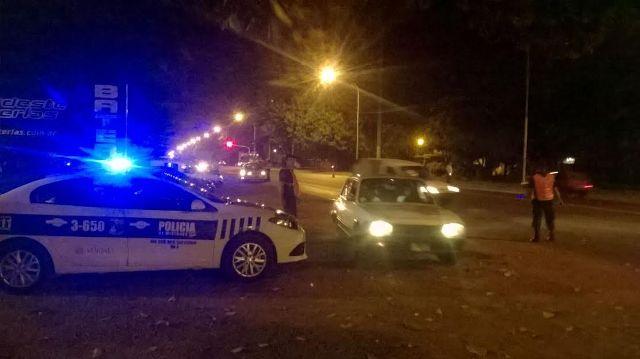 Tránsito: Trece motos y un auto secuestrados en Posadas y Garupá