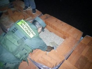 Tres detenidos con más de mil kilos de marihuana en Puerto Rico