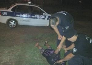 La Policía detuvo a un joven de 18 años, secuestró marihuana y demoró a tres menores en Oberá
