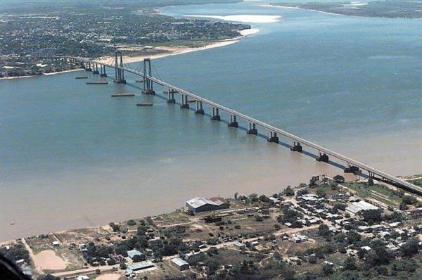 Construirán segundo puente entre Chaco y Corrientes en 2018