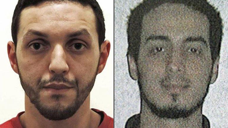 La foto: quiénes son los dos sospechosos de los atentados en Bruselas