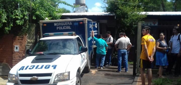 Posadas: asesinaron a una mujer en su casa y el principal sospechoso es su pareja