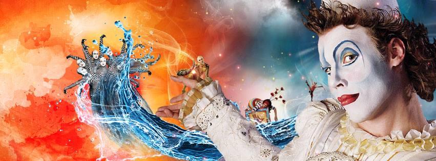 El Cirque du Soleil hará un show con la música de Soda Stereo y vos podes ser parte
