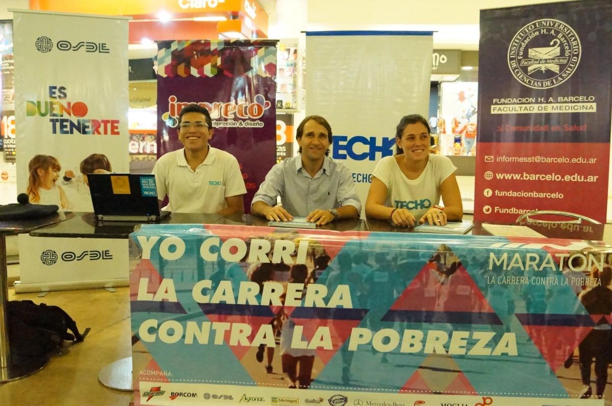 El sábado se correrá en Posadas la tercera «Maratón contra la pobreza»
