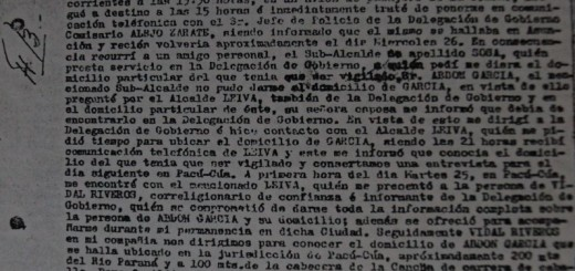 Plan Cóndor: piden investigar desapariciones de paraguayos en Posadas durante la última dictadura