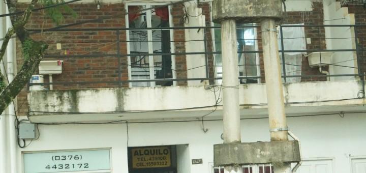 Otra brutal violación a una estudiante universitaria en pleno centro de Posadas