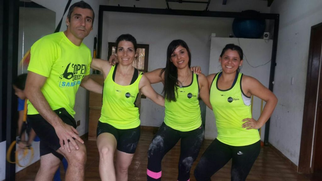 Quince posadeños participarán este fin de semana del 8°Open de Crossfit en Asunción