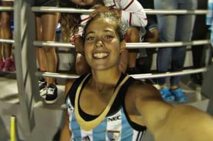 Sorpresivamente, «Luchi» vuelve a Las Leonas y crecen sus chances de pelear por un lugar en Río 2016