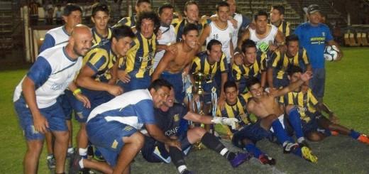 Liga Posadeña: Mitre goleó 3 a 0 a El Brete en la Superfinal y gritó campeón en la cancha de Guaraní