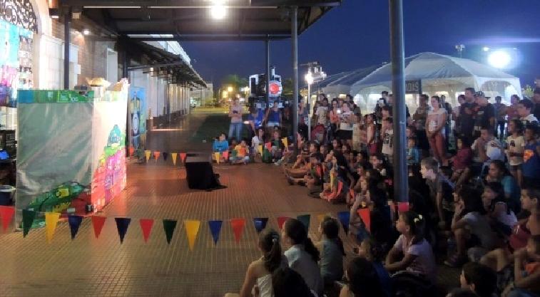 Ciclo de actividades en la Estación Vía Cultural