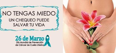 Hoy se recuerda el Día mundial de la prevención del cáncer cérvico uterino