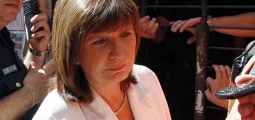 Patricia Bullrich vendría mañana a Puerto Iguazú